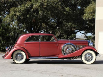 Rare automotive gems lead early entries for Auctions America's flagship Auburn Fall Collector Car Weekend