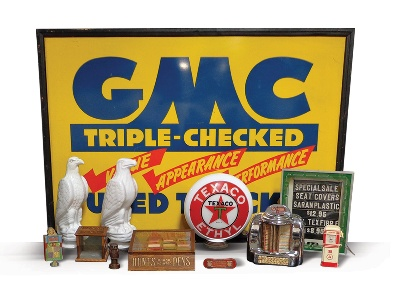 Auctions America Kicks Off 2014 With Online Memorabilia Sale