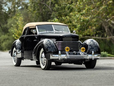Countdown to Auburn Fall: 'Preservation Class' Cord Completes ACD Trifecta for Auctions America's Labor Day Weekend Sale