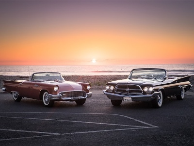 Collector Cars in Santa Monica: Auctions America's California Sale Finds New Home at the Historic Barker Hangar