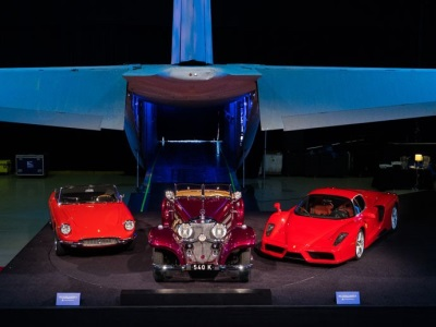 Auctions America Generates $15.4 Million at Annual California Sale