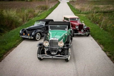 Auburn Cord Duesenberg Trio Leads Early Highlights For Auctions America's Auburn Fall Sale