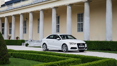 AUDI ACHIEVES BEST-EVER MARCH SALES TO SET 39TH CONSECUTIVE RECORD MONTH