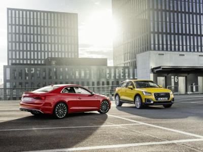 NEW AUDI A5 AND Q2 AWARDED FIVE STARS BY EURO NCAP