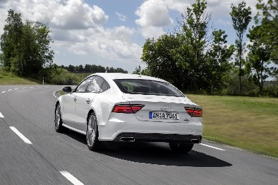 2016 AUDI A6 AND A7 MODEL LINES MAKE U.S. DEBUT AT LOS ANGELES AUTO SHOW