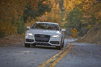 Audi A7, S7, RS7 receive 2014 'All-Star' Award from AUTOMOBILE Magazine
