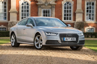 HAT-TRICK FOR THE AUDI A7 SPORTBACK AT THE HONEST JOHN AWARDS