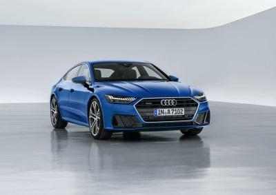 A New Angle On Advanced Technology- The New Audi A7 Sportback