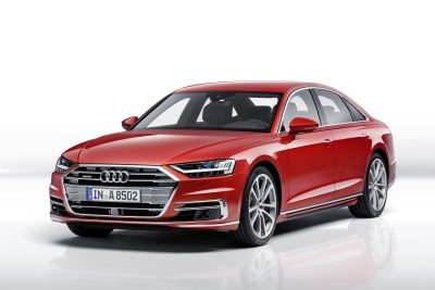 New Audi A8 Makes UK TV Debut This Weekend