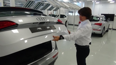 AUDI AG: FOR THE FIRST TIME, OVER 900,000 CUSTOMERS IN THE FIRST HALF OF THE YEAR