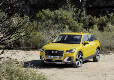 AUDI AIR CONDITIONING ADVANCE IS NOT TO BE SNIFFED AT