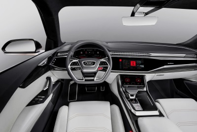 Audi Shows Integrated Android Operating System