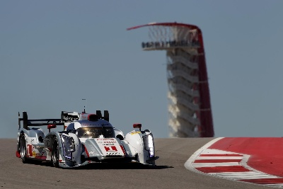 AUDI AT AUSTIN: SIGHTS ARE SET ON REPEATING LAST YEAR'S VICTORY