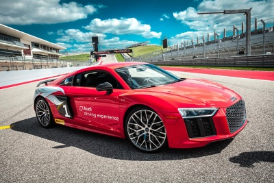 Audi Of America Launches All-New Driving Experience At Circuit Of The Americas