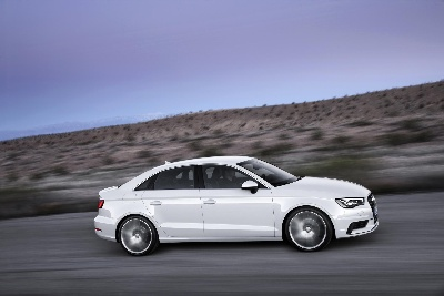 AUDI ANNOUNCES THE CONNECTED CAR FUTURE WILL ARRIVE IN 2014 WITH ALL-NEW AUDI A3 SEDAN