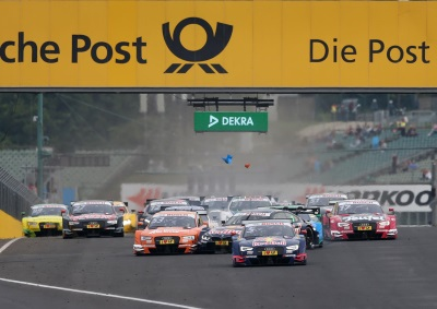 ONE-TWO WIN AS WELL AS FRUSTRATION FOR AUDI IN THE DTM