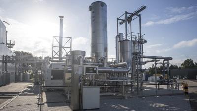 AUDI E-GAS PLANT HELPS STABILIZE GERMAN PUBLIC POWER GRID