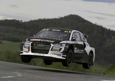 Audi And EKS: Points Instead Of Podium