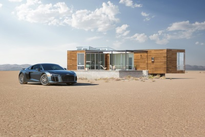 Audi returns as sponsor of the 68th Emmy® Awards with exclusive Airbnb partnership featuring the all-new Audi R8