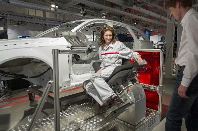 'We for us. Active into the future' – Audi sharpens its focus on ergonomics
