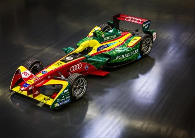 AUDI TO BECOME INVOLVED IN FORMULA E