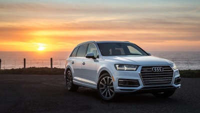 AUDI INCREASES SALES GLOBALLY BY 5.6 PERCENT IN THE FIRST HALF OF THE YEAR
