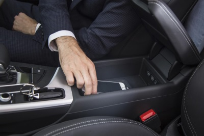 NEW AUDI IPHONE CASE CUTS THE CORD ON IN-CAR CHARGING
