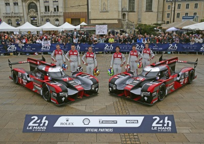 AUDI TO CELEBRATE TEN YEARS OF TDI AT LE MANS