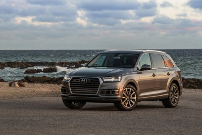 Audi Of America Reports May Sales Increase Driven By Consumer Demand For SUVs, A4 And A5