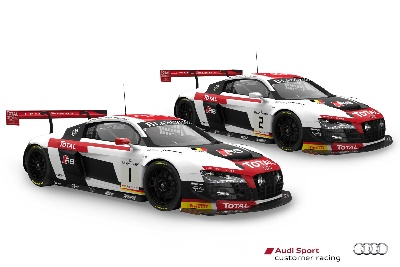 AUDI TEAMS AIM TO MOUNT WINNERS PODIUM AGAIN