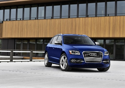 Audi announces pricing for all-new high-performance 2014 Audi SQ5