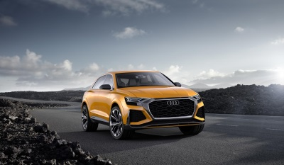 Two New Audi Q Models Planned For Production