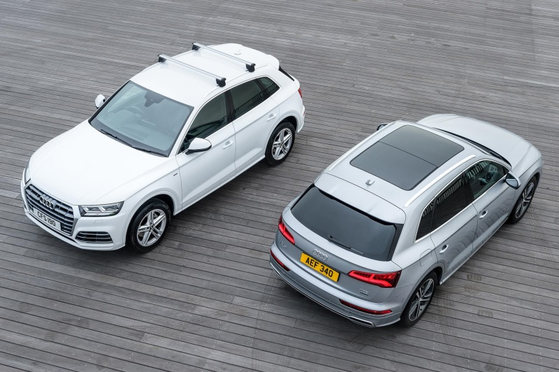 All-New Audi Q5 Is A Hit With Euro NCAP