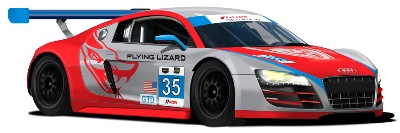 Audi R8 LMS GTD drivers prepare to defend 2014 Rolex 24 Hours at Daytona
