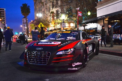 Audi of America customer-racing continues to add new Audi R8 LMS ultra teams ahead of Long Beach race