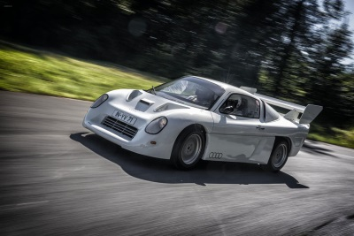 World Debut Of R8 Spyder V10 Plus, UK Debut Of Q8 Sport Concept - Audi Applies Full Throttle At Goodwood 2017