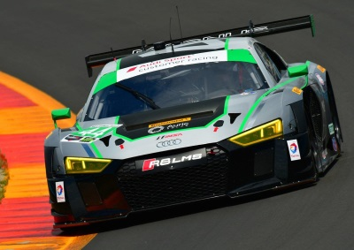 The Audi R8 V10 Plus will Pace the Northeast Grand Prix at Lime Rock Park this weekend