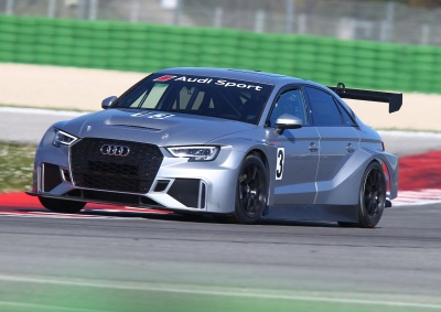 TCR racing series: Large international demand for the Audi RS 3 LMS