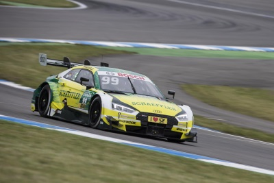 New Audi RS 5 DTM Already A Winner