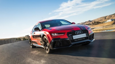 Audi extends dynamic piloted driving lead at Sonoma Raceway as production nears