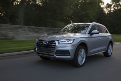 Audi Of America Reports September Sales Increase As Q7 And All-New Q5 Lead Consumer Demand
