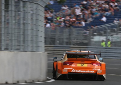 HOME ROUND FOR AUDI SPORT IN THE DTM