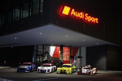 AUDI SPORT: GREEN LIGHT FOR THE 2015 SEASON