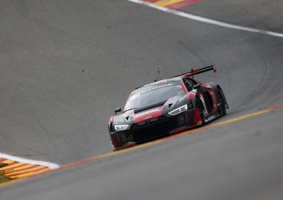 Audi Sport Nürburgring-Winners Go Again At Spa