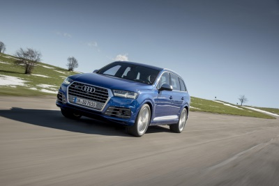AUDI SQ7 TDI IS AUTOCAR'S INNOVATOR OF THE YEAR