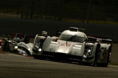AUDI WILL START FROM THIRD ROW IN JAPAN