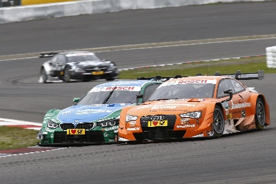 AUDI BANKS ON STRONG TEAMWORK AT LAUSITZ