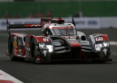 AUDI READY FOR TEXAN RACING FESTIVAL