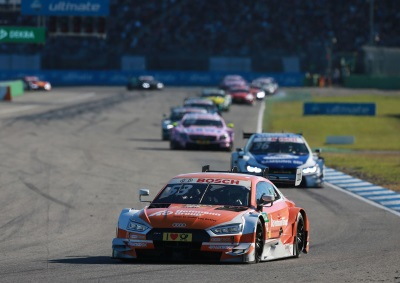 Perfect 'Triple': Audi Claims All Three DTM Titles