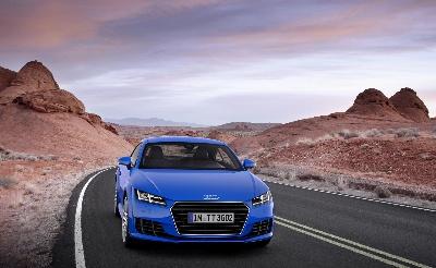 Audi TT wins German Design Award